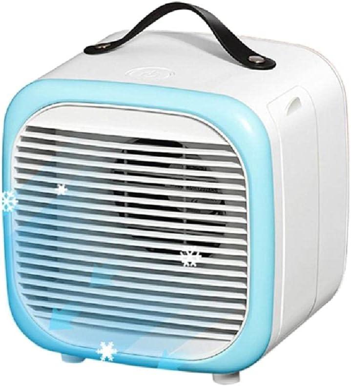 NAYIYE Ultra-Quiet Electric Fan Water Cooler USB Fashion Desk Tank OFFicial store D