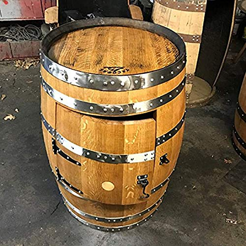 Bar, bebe gabinete sólido barricas de roble para cocinas, sala de estar, comedor,Wood