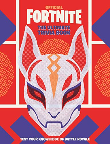 FORTNITE (Official): The Ultimate Trivia Book (English Edition)