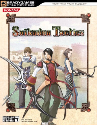 Suikoden® Tactics Official Strategy Guide