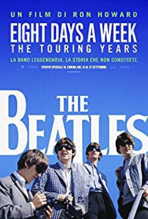 The Beatles - Eight Days A Week (SE) (2 Blu-Ray) [Import italien]