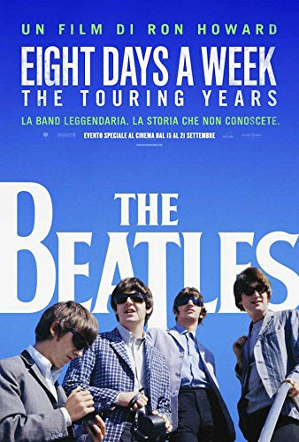 The Beatles - Eight Days a Week -The Touring Years (2 Blu-Ray)