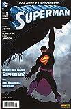DC Comics BATMAN Heft-Reihe # 38: Wer ist der wahre SUPERMAN? - Panini