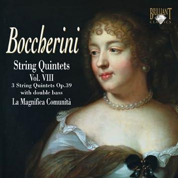 Boccherini: String Quintets, Op. 39