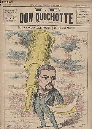 Le Don Quichotte N°950, M.François Deloncle.