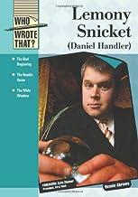 LEMONY SNICKET (DANIEL HANDLER) (Who Wrote That?)