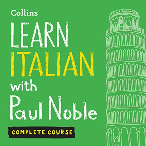 Learn Italian with Paul Noble for Beginners – Complete Course audiobook cover art