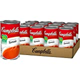 Timeless tomato soup made with your family's health in mind Packaged in a non-BPA-lined, 23.2 oz. recyclable can Heart healthy, good source of vitamin C, low in cholesterol* *While many factors affect heart disease, diets low in saturated fat and cho...