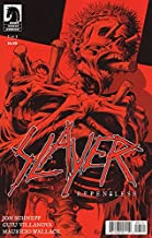 Slayer Repentless #1 Variant