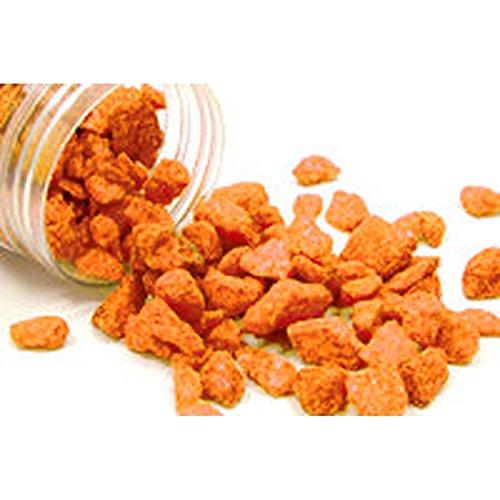 Atmosphera Pierres décoratives Couleur vive - Orange