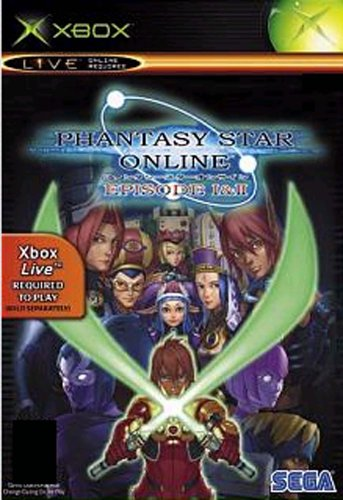 Phantasy Star Online Episodes I & II [Xbox] …