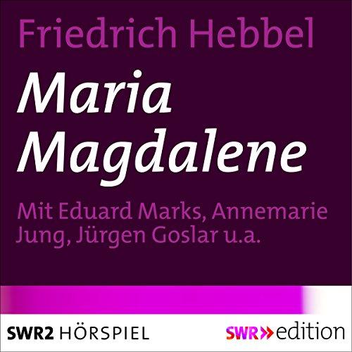 Maria Magdalene audiobook cover art