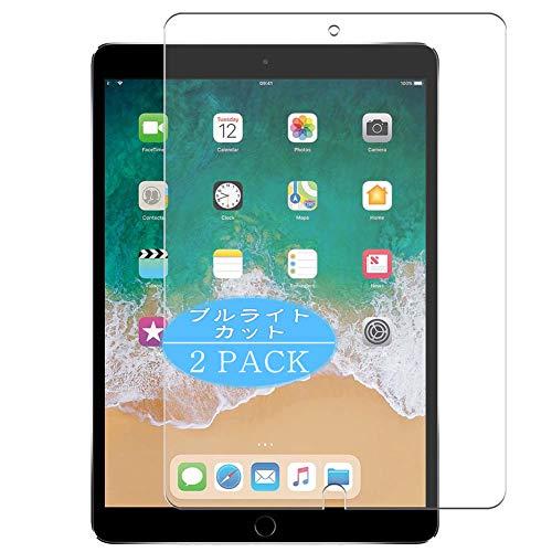 VacFun 2 Piezas Filtro Luz Azul Protector de Pantalla Compatible con iPad...