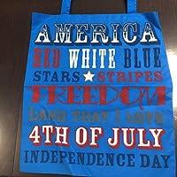 アメリカ独立記念日お祝いバック