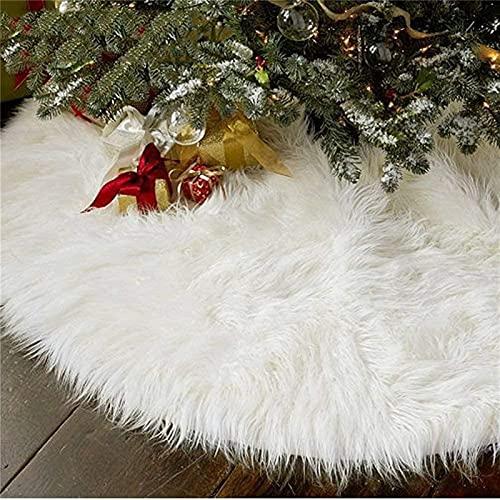 dmedc Decoración de la Falda del árbol de Navidad, Decoración de la...