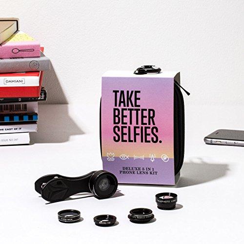 Firebo Prendere meglio Selfies Lens kit