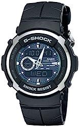 Casio Men's G-Shock G300-3AV