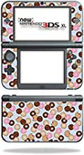 MightySkins Skin Compatible with Nintendo 3DS XL (2015) - Donut Binge   Protective, Durable, and Unique Vinyl Decal wrap Cover   Easy to Apply, Remove, and Change Styles   Made in The USA