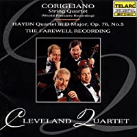 Corigliano: String Quartet