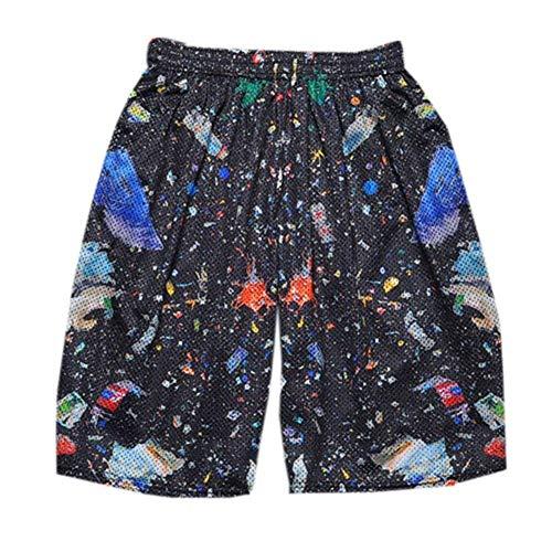 Moderne herenzwembroek zomer vakantie zwemshorts Nner Loose mannen Fashion Standshorts Vrijetijd Fashionable Completi Strandbroek
