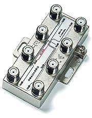Fracarro DE6-16 Acero Inoxidable - Splitter/Combinador de Cables (Acero Inoxidable)