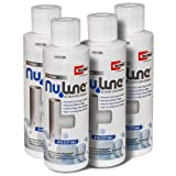 Pack of (4) - NU LINE NL1 8-OZ Drain Cleaner # 97685