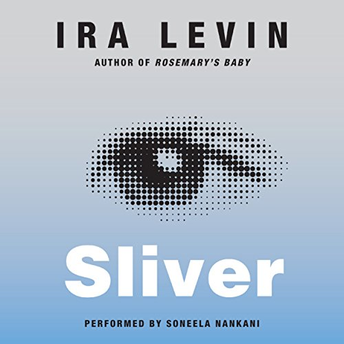 Sliver audiobook cover art