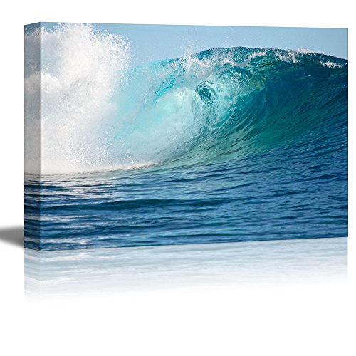 wall26 - A Big Wave in The Pacific Ocean - Canvas Art Wall Art - 16