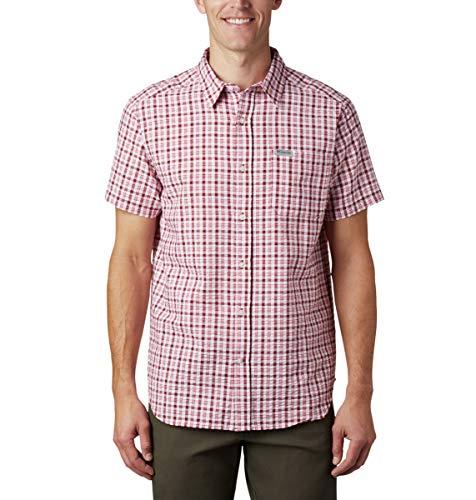 Columbia Brentyn Trail - Camisa sirsaca de Manga Corta Hombre
