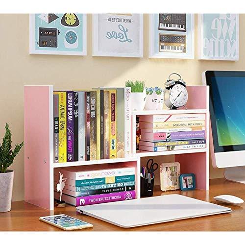 YLCJ opslag Boekenkast Boekenkast Organizer Display CD DVD Boekenkast eenheid rek studie slaapkamer (kleur: # 3)
