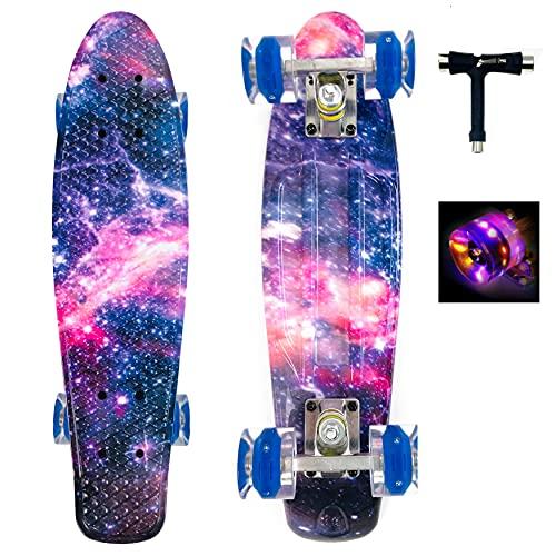 Sumeber Skateboard Kinder Mini Cruiser...