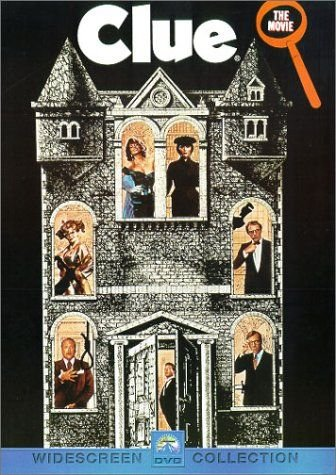 Cluedo [1985] [DVD]