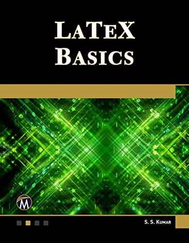 Latex Basics