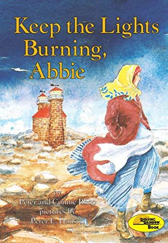 Keep the Lights Burning, Abbie (Carolrhoda on My Own Books)
