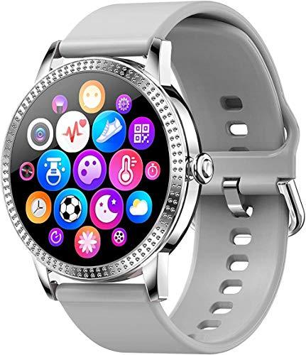 Fitness Tracker1.08 - Reloj inteligente con pantalla táctil, monitor de actividad y monitor de sueño, contador de calorías, podómetro, resistente al agua, IP67, reloj deportivo 3