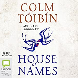 House Of Names Cover Art