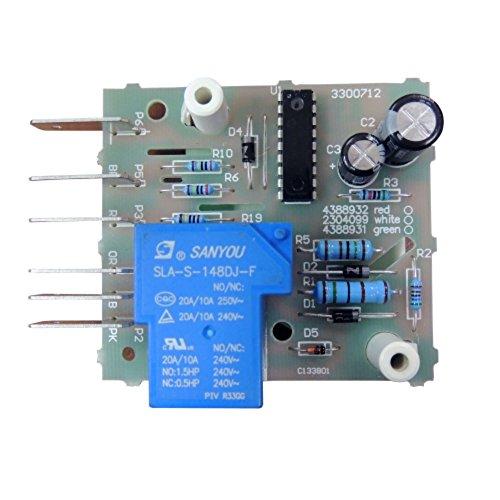 Supco ADC4099 Refrigerator Adaptive Defrost Control Board Replaces 2304099, 2213100, 2213473, 2302564, 2303826