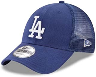 New Era MLB Los Angeles Dodgers Trucker 9Forty Adjustable Baseball Hat 11591203