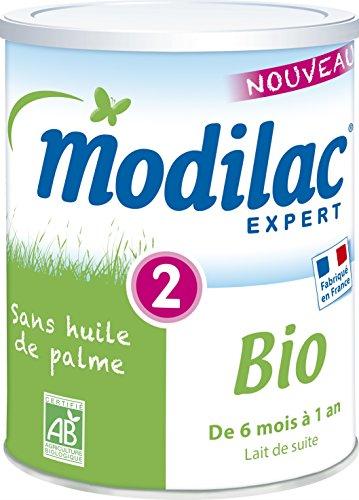 Modilac Expert Bio 2 de 6 Mois à 1 An 800 g