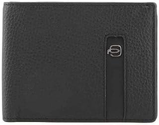 Piquadro Men's PU1241S86 Wallet Black