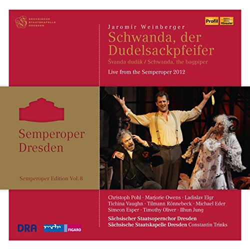 Trinks/Sd/Pohl/Owens - Weinberger: Schwanda