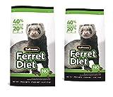 ZuPreem Premium Ferret Diet 2 Pack