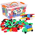 SNAPZ Building Bricks 500-Piece Connecting Toy