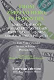 Zero To Hero: Making The Most of Shaklee's Fast-Track, First Year in Business, $100,000.00 Bonus...