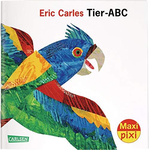 Maxi Pixi 303: Eric Carles Tier-ABC