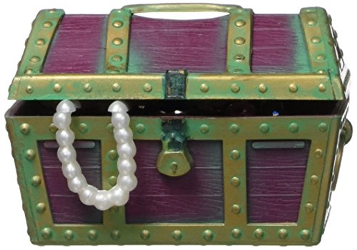 Pen-Plax Treasure Chest, Small