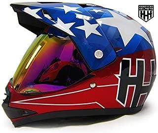 SmartDealsNow DOT Youth & Kids Helmet for Dirtbike ATV Motocross MX Offroad Motorcyle Street bike Helmet (Small, USA)