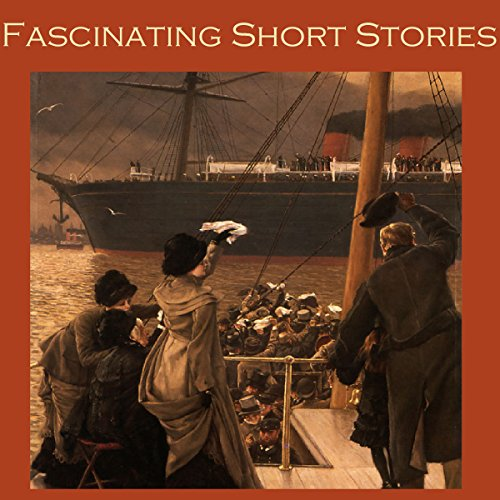 Fascinating Short Stories audiobook cover art