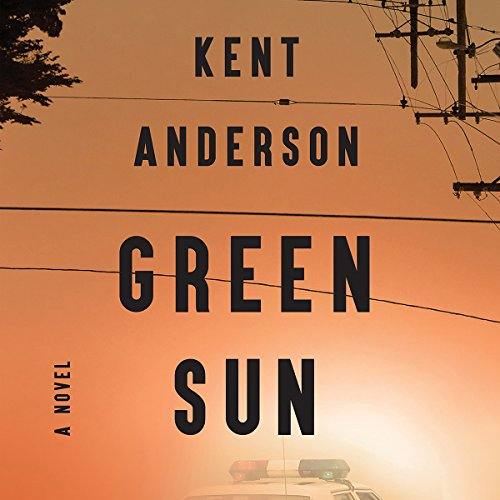 Green Sun audiobook cover art