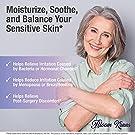 Bloom Krans Vulva Harmony Moisturizer: Organic Vulva Cream for Intimate Feminine Care & Health including Dryness & Itch Relief (Estrogen Free, Dye Free, Fragrance Free, Steroid Free) - 2.25 Oz #4